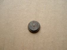 57-1433, Button, gear-change return spring 3TA, 5TA, T100A, T100C,  1957 TO 1963